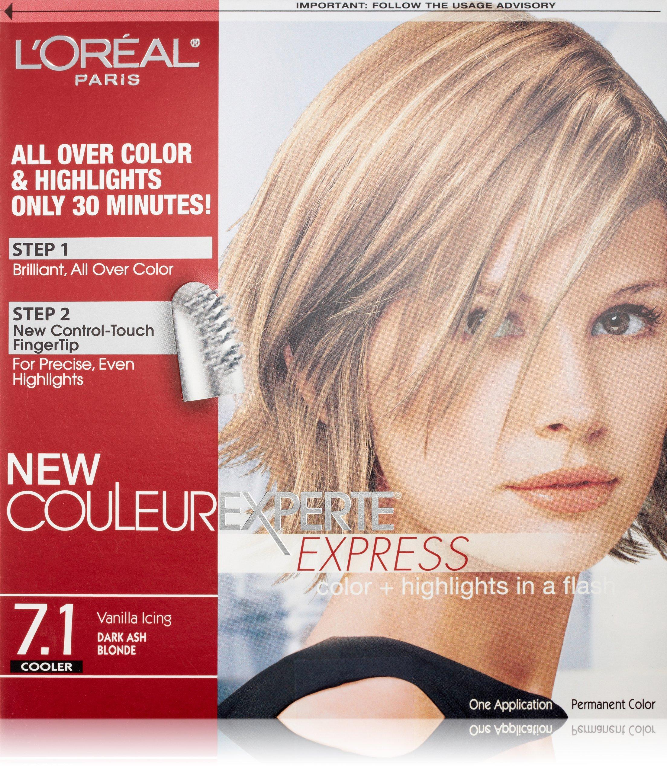Loral Paris Couleur Experte Hair Color Hair Highlights Dark Ash